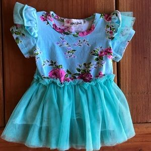 Other - Baby girl floral dress